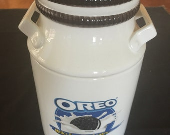 Cookie Jar, Oreo Collectible, Purchase Premium, Houston Harvest Gift Collection