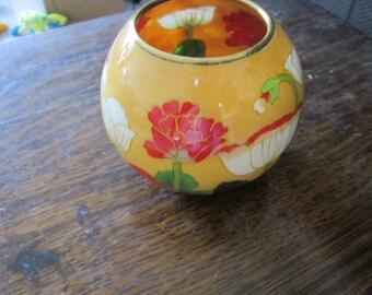 Plique a Jour Cloissone Bowl (FREE) shipping