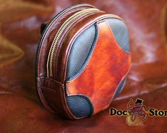 Belt pouch Steampunk