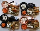one inch scale  - Detailed Vegetable Preparation Boards to suit all ers