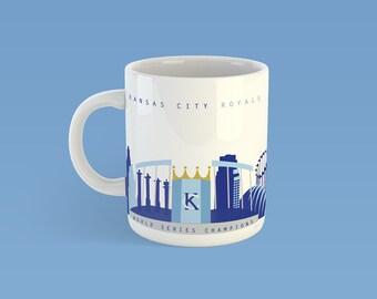 KC World Series Mug