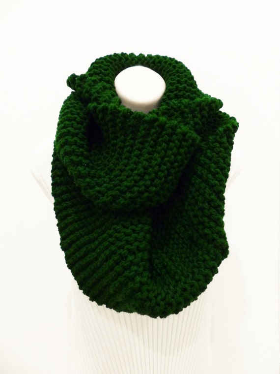 knitting instructions for infinity scarf