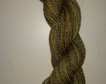 Ugly Duckling - 2 ply lightweight BFL