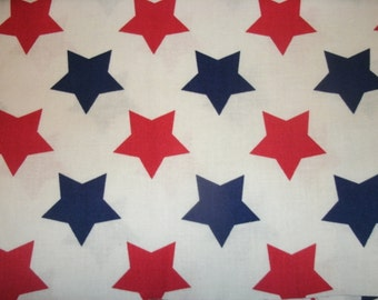 Free Shipping! on 2 Red White & Blue Sofa Pillow Covers, Holiday Pillow Covers, Seasonal Pillow Covers, American Home Decor, Patriotic Decor
