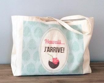 Extra large Beach Bag: Sardine
