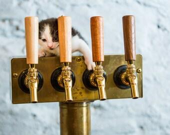 """Beer Tap Handle 4"""""""