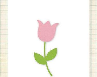 Echo Park Designer Dies - Tulip