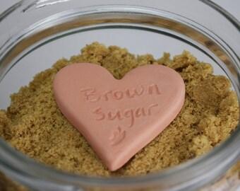 Brown Sugar Keeper, Brown Sugar Saver, Essential Oil diffuser, Essential oil disk