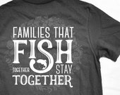 Families that Fish Together // Tracing // Cutout // Cameo // Digital Download