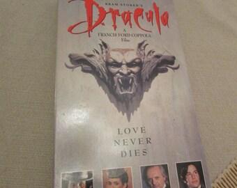 Bram Stoker's Dracula VHS (1993)