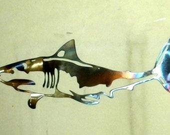 Shark Stencil Etsy