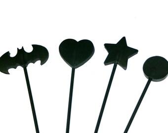 Rubber Lollipop Cane Sadisticks