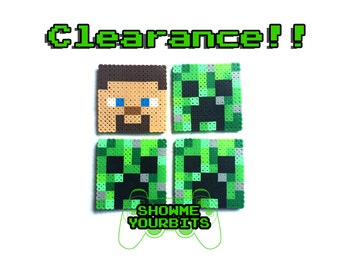 Clearance! - 8 Bit Video Game Characters!