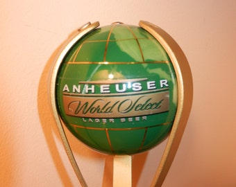 Beer Tap Handle - Anheuser