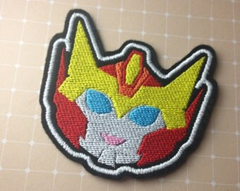 Transformers Embroidered Patch: Rodimus