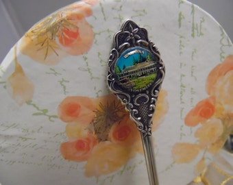 Vintage Silverplated Wawona Yosemite Collectible Spoon