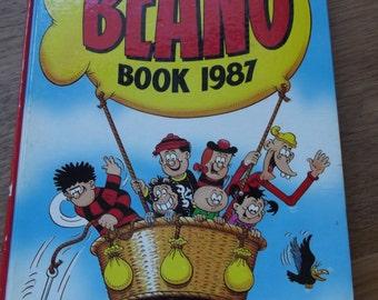 Beano annual 1987