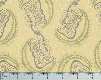 HALOS SATEEN - GLISTEN  - by Anna Maria Horner for Free Spirit Fabrics