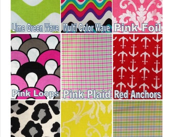 Other Prints Fabric Charts- NOT FOR SALE
