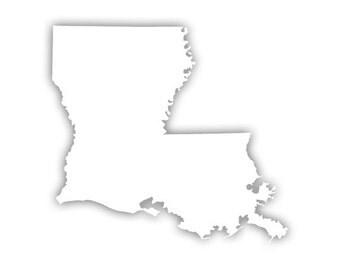 Louisiana decal