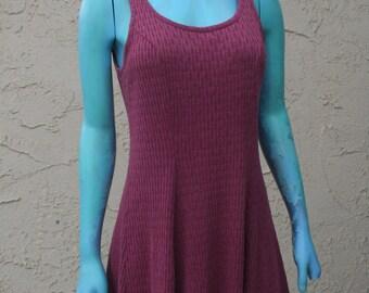 Zanoni by jalate dress mauve dress sz L