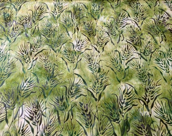 Hand Dyed Island Batik KT03 I1 patchwork & quilting fabric