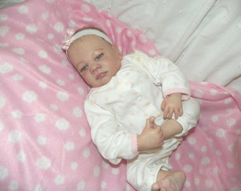 Reborn Baby Girl - Ashley