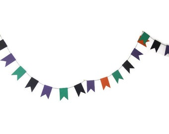 Halloween Garland - Halloween Decor - Halloween Party - Party Decoration - Made to Order