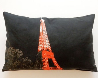 Cushion Paris Art Pilbri Design