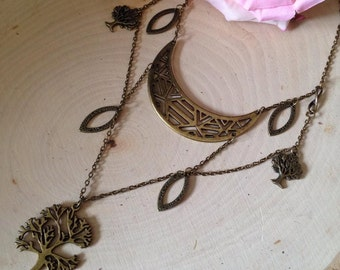 "Necklace ""Tree of life"""
