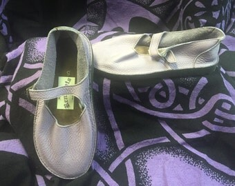 Closeout Mary Jane Shoe: Limited Color - Lavender 20% Off!!!