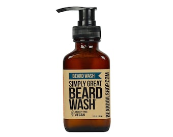 Beard Wash by Simply Great