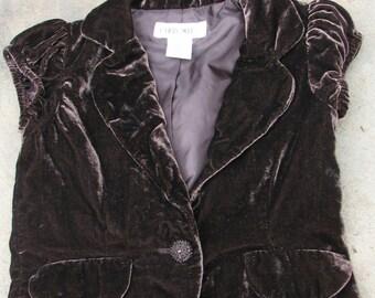 Vintage Cherokee Girls Jacket - Crushes veltvet