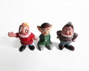 Miner Figurine Etsy