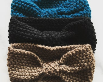 Knit Headband Turban