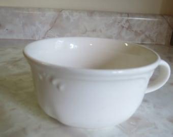 Oversized Pfaltzgraff Filigree Soup Cup/Mug