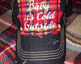 Texas Serape Leapard Print Trucker Hat By Kaykayskollections