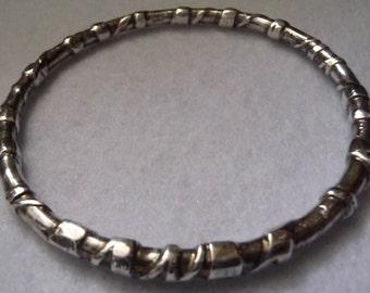 Bracelet. France. Silver Sterling.