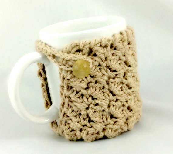 Crochet Pattern Our Father : DIY Crochet Pattern Fathers Day Crafts Coffee Mug by ...