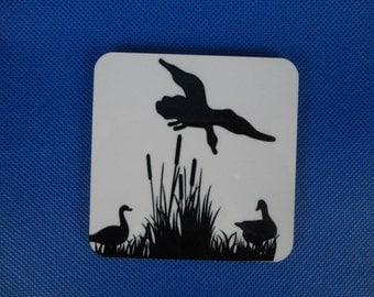 Duck Hunting Coaster