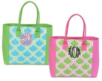 "Shop ""monogram tote bag"" in Luggage & Travel"