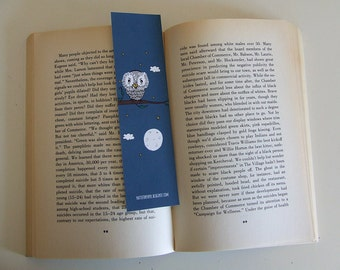 Bookmark Owl 3 - Owl Collection