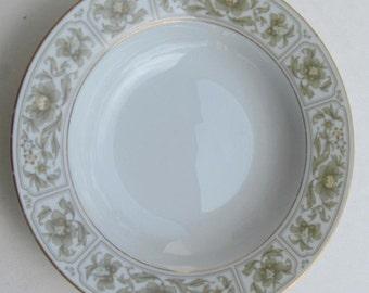 Savannah Gold Collectible Rim Soup Bowl By Sango #3723 China Made In Japan