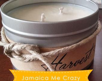 Jamaica Me Crazy - 16oz Candle