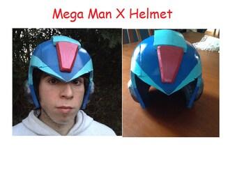 Mega Man X Helmet
