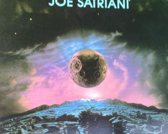 Joe Satriani - Not of This Earth - vinyl record
