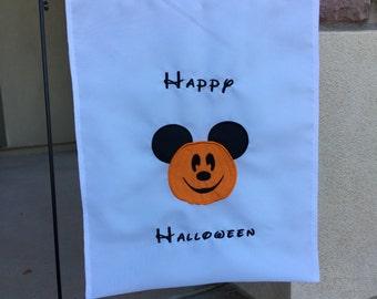 Garden Flag Mickey or Minnie