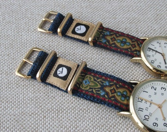 Add on item - Gold Buckle Hardware, 2 Sizes, only sold with band order