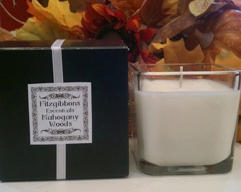 Candle of the Month Club - 6 months  Great Mother's Day or birthday gift!
