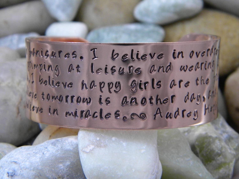 Facebook Quotes I Believe In Pink Audrey Hepburn. QuotesGram  |Audrey Hepburn Quotes I Believe In Manicures